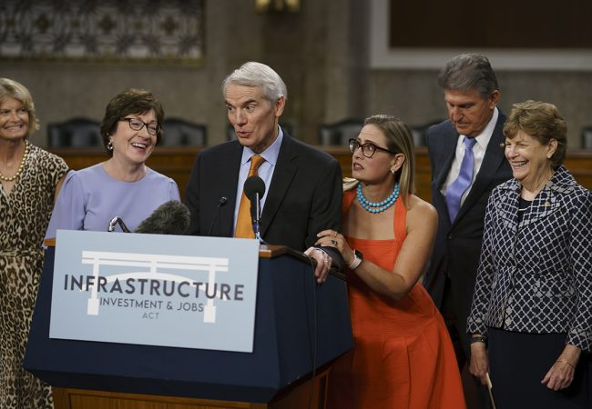 The power of 10: Inside the 'unlikely partnership' that sealed an infrastructure win