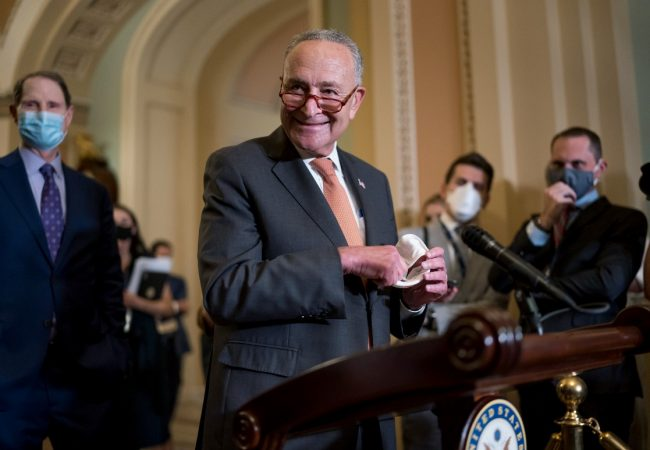 Dems seek to 'avoid a shutdown, at all costs' as GOP picks debt fight