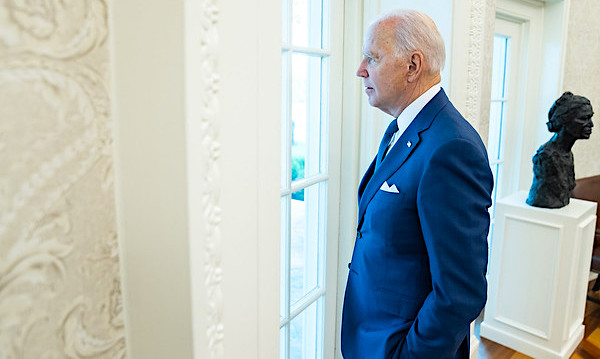 Now legacy media citing Joe Biden's 'frequent public confusion'